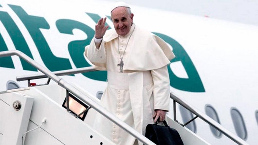 A sus 84 años, Francisco encara el viaje número 32 de su papado, tal vez, el más difícil.