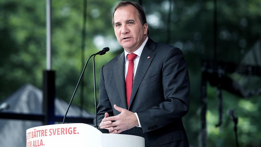 Crisis institucional en Suecia: renunció el primer ministro Stefan Lofven y descartaron elecciones anticipadas.
