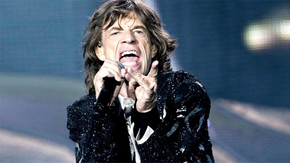Mike Jagger una vez más