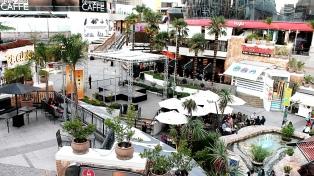 Santiago crece como destino de compras para toda América Latina