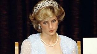 La presencia de Lady Di también fue protagonista en la boda de su hijo menor