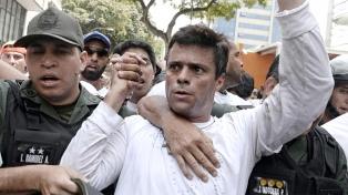 Se rompió el bloque chavista en el parlamento, mientras López y Ledezma volvieron a la cárcel, acusados de querer fugarse