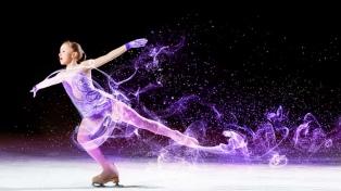 Argentina patina sobre hielo