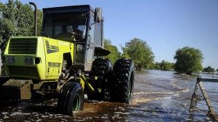 Analizan soluciones para Buenos Aires, La Pampa y Chaco ante adversidades climáticas