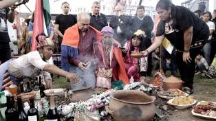Tecnópolis se sumó al festejo a la Pachamama