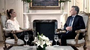 """El presidente Macri dijo que el kirchnerismo """"dejó desquicio, corrupción y despilfarro"""""""