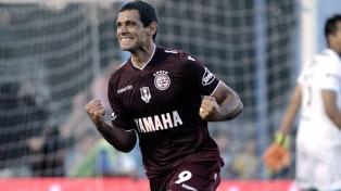 Lanús ya palpita el tercer regreso de José Sand
