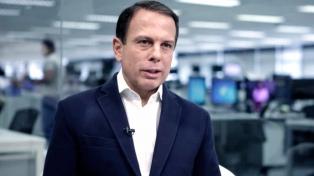 Defensor del aislamiento, el gobernador de San Pablo denunció amenazas de muerte
