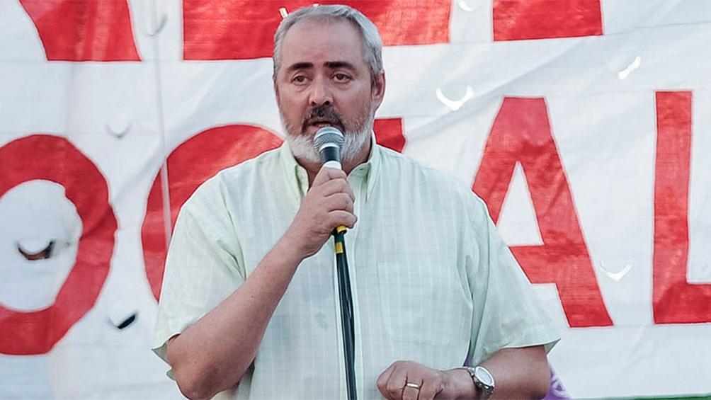 Alejandro Bodart, del MTS discutirá con Del Caño en provincia la representación del FIT-U.