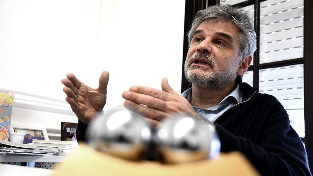 """Filmus: """"Estamos orgullosos del enorme trabajo científico que desarrolla el IAA en la Antártida Argentina."""