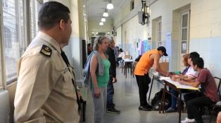 Más de 90.000 efectivos brindarán seguridad en las PASO
