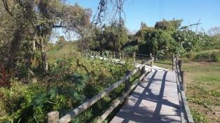 Proyectan la creación de un parque público en Villa Domínico sobre millones de toneladas de basura