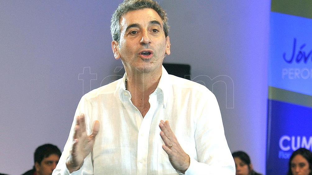 """Randazzo se mostró con Lavagna en la ciudad bonaerense de Cañuelas, donde ambos analizaron """"temas prioritarios para el país como el desarrollo, la producción y el sistema impositivo"""""""