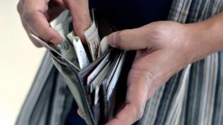 El índice de salarios subió 2,3% en junio