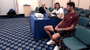 Sampaoli se reunió con Fazio, Pareja, Correa y Perotti en Sevilla