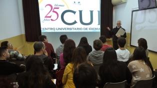 El Centro Universitario de Idiomas de la UBA celebró su 25° aniversario