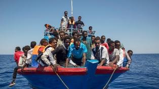 Acnur exige a la UE que reanude los rescates en el Mediterráneo tras el naufragio frente a Libia