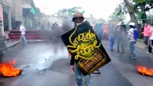 """La CIDH denunció la """"represión masiva"""" de las manifestaciones"""