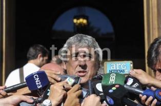 Romero celebró el regreso paritario y el compromiso de Trotta de cumplir la ley