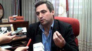 """Mestre sobre los dichos de Carrió: """"No queremos un Herminio Iglesias quemando cajones"""""""