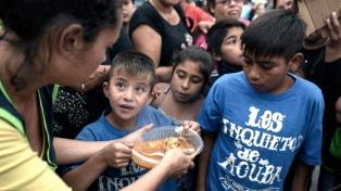 La FAO reveló que más del 10% de la población está subalimentada