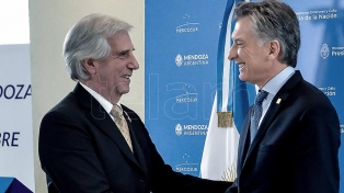 Con la presencia de Macri y Tabaré Vázquez, inauguran mañana la nueva sede de la Embajada de Uruguay