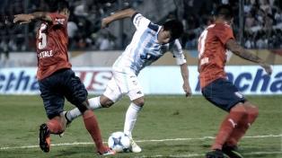 Independiente y Atlético Tucumán jugarán en Mendoza