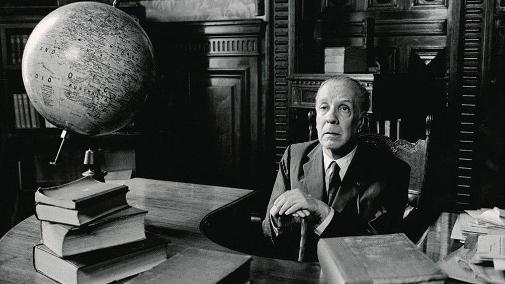 La biblioteca Cané, donde trabajó Borges, inaugurará un espacio dedicado al  escritor - Télam - Agencia Nacional de Noticias