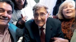 Falleció el ex gobernador de Córdoba Eduardo Angeloz