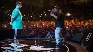 Dieciseis raperos se enfrentan en la final nacional de Batalla de Gallos en el Luna Park
