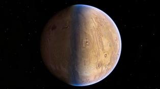 """Capturan la """"belleza"""" de Marte en una foto y ahora buscan """"explorar su nuevo hogar"""""""