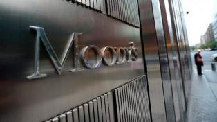 Moody's revisará en las próximas semanas la calificación de la Argentina tras el canje