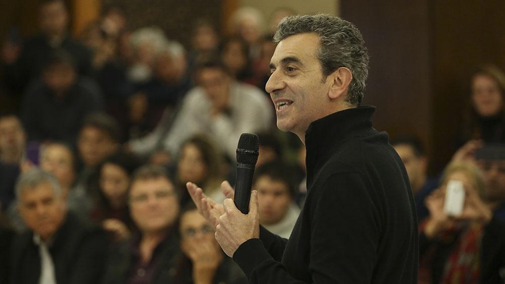 Randazzo confirmó que será candidato a diputado