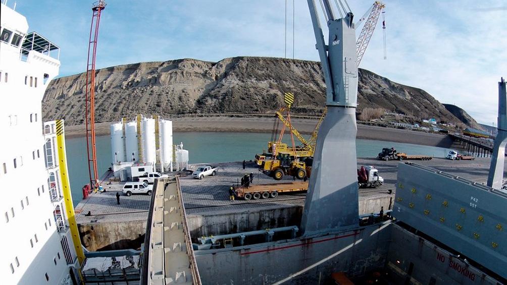 Santa Cruz: proyectan que en 2023 se pondría en marcha la primera turbina de las represas