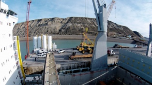 Anuncian el inicio de las obras para las represas Kirchner y Cepernic