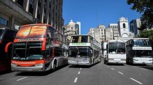 """Transporte analizará """"integralmente"""" la seguridad en micros"""