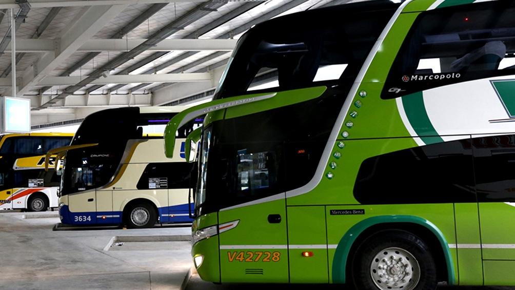 Quedó habilitada la utilización del servicio público de transporte de larga distancia