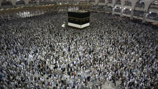 La peregrinación anual a La Meca incorpora estrictas medidas de seguridad por el coronavirus