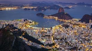 Se esperan tres millones de personas en las playas de Río de Janeiro