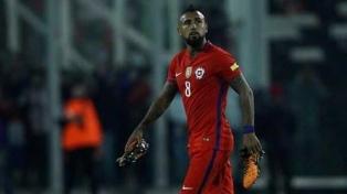 Chile derrotó a Ecuador y está en zona de clasificación