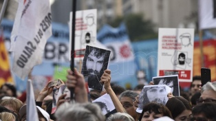Evalúan levantar la convocatoria a Plaza de Mayo, tras el pedido de la familia