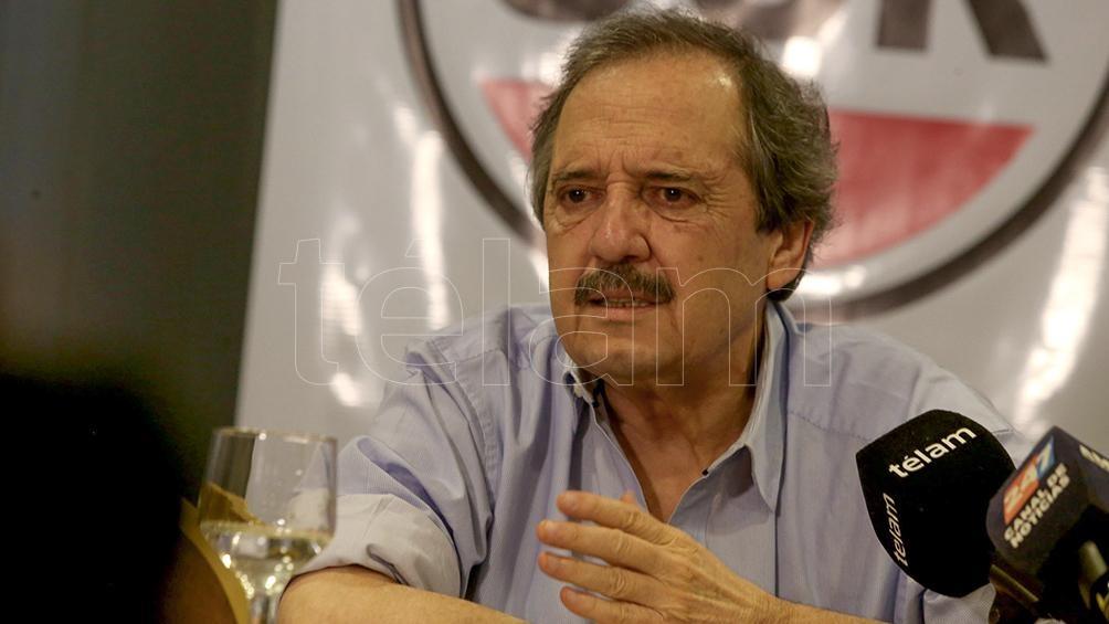 Ricardo alfonsín acusó a sectores de la oposición de conducta irresponsable ante la vacunación
