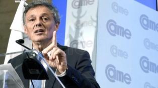 Cabrera vislumbra mayores inversiones con acuerdo Mercosur-UE y niega preocupación por déficit con Brasil