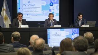 El Gobierno lanzó el programa Potenciar para desarrollar la internacionalización de empresas