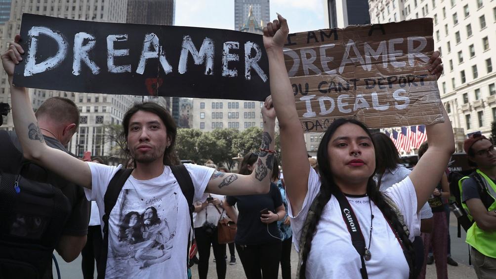 Actualmente hay 14.000 menores migrantes en custodia
