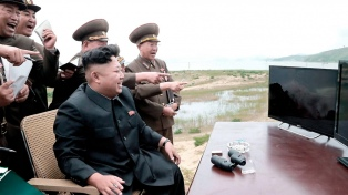 """Pyongyang calificó de """"gran victoria"""" la prueba nuclear de la semana pasada"""