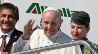 Bogotá recibe al Papa con espectáculos musicales y un operativo con 18 mil efectivos de seguridad