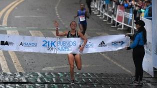 Borelli repitió título en Buenos Aires con récord nacional y clasificó al Mundial de Valencia 2018
