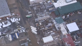 La Cruz Roja implementó un plan de asistencia a las víctimas del huracán Irma