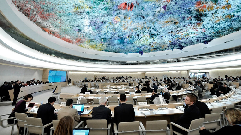 TAMBIÉN SE SUMÓ EEUU: Argentina fue reelecta en el Consejo de Derechos Humanos de la ONU